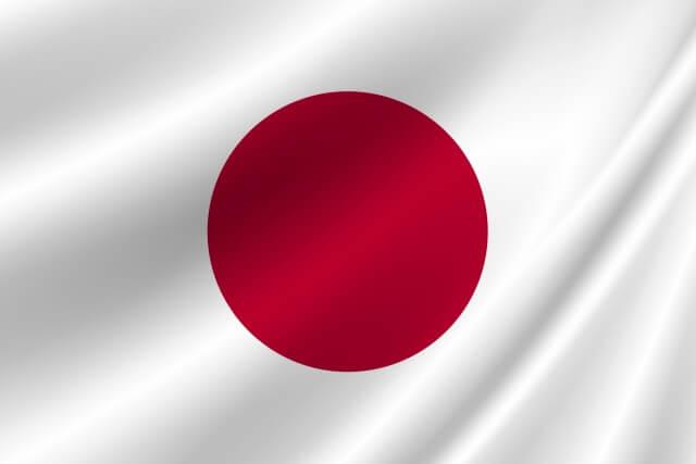 日本,国旗