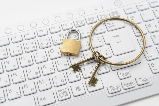 NumLock,文字入力,キーボード