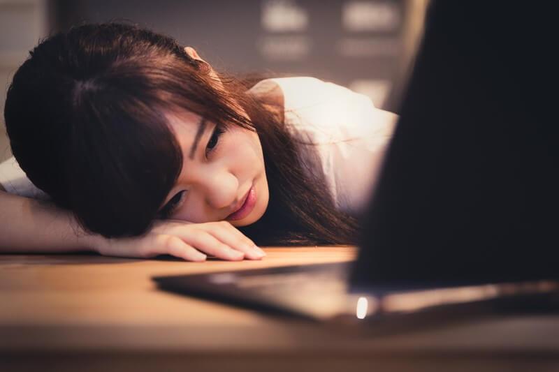 疲れ,PC