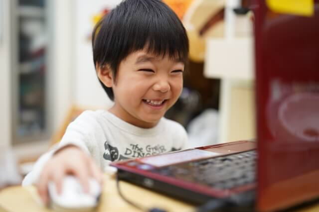 オンライン,英会話,子供