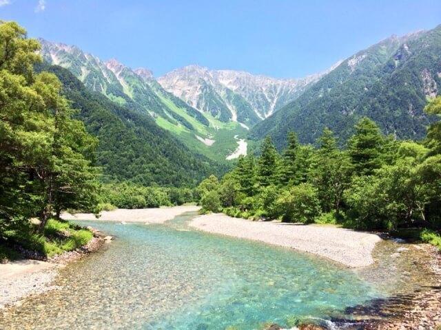 川,山,水