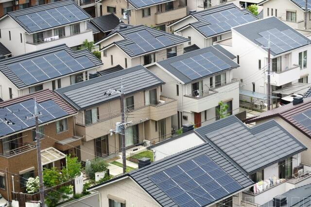 住宅,太陽光発電